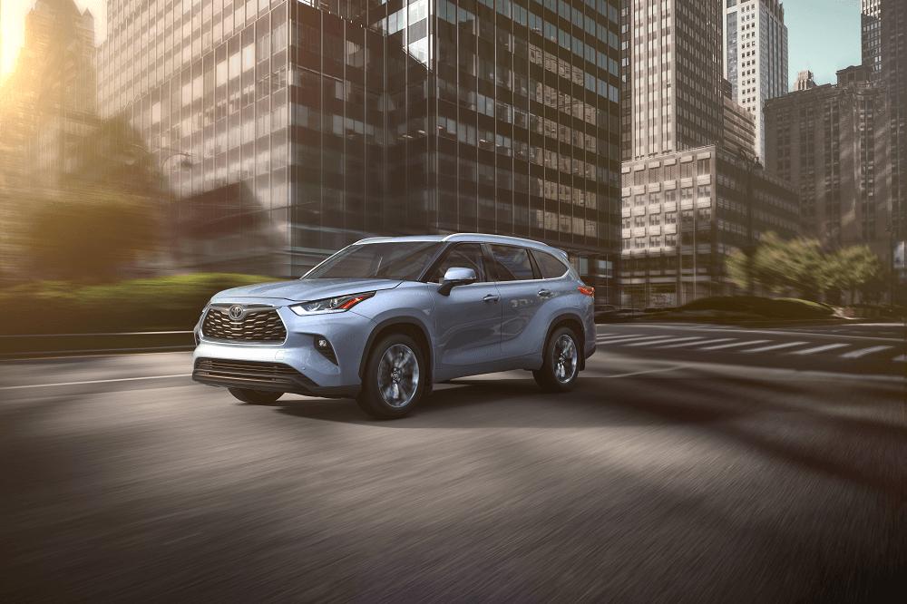 Toyota Highlander Fuel Economy
