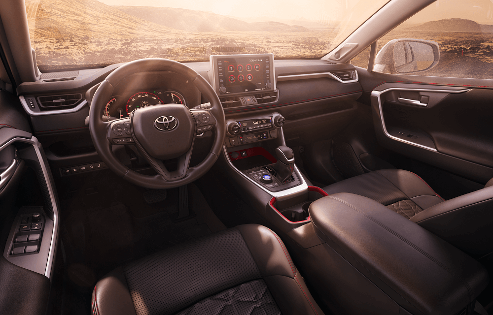 2020 Toyota RAV4 Technology Features