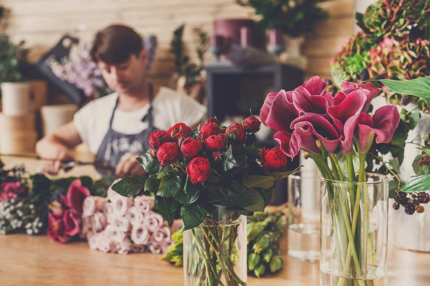 Florist near Danvers