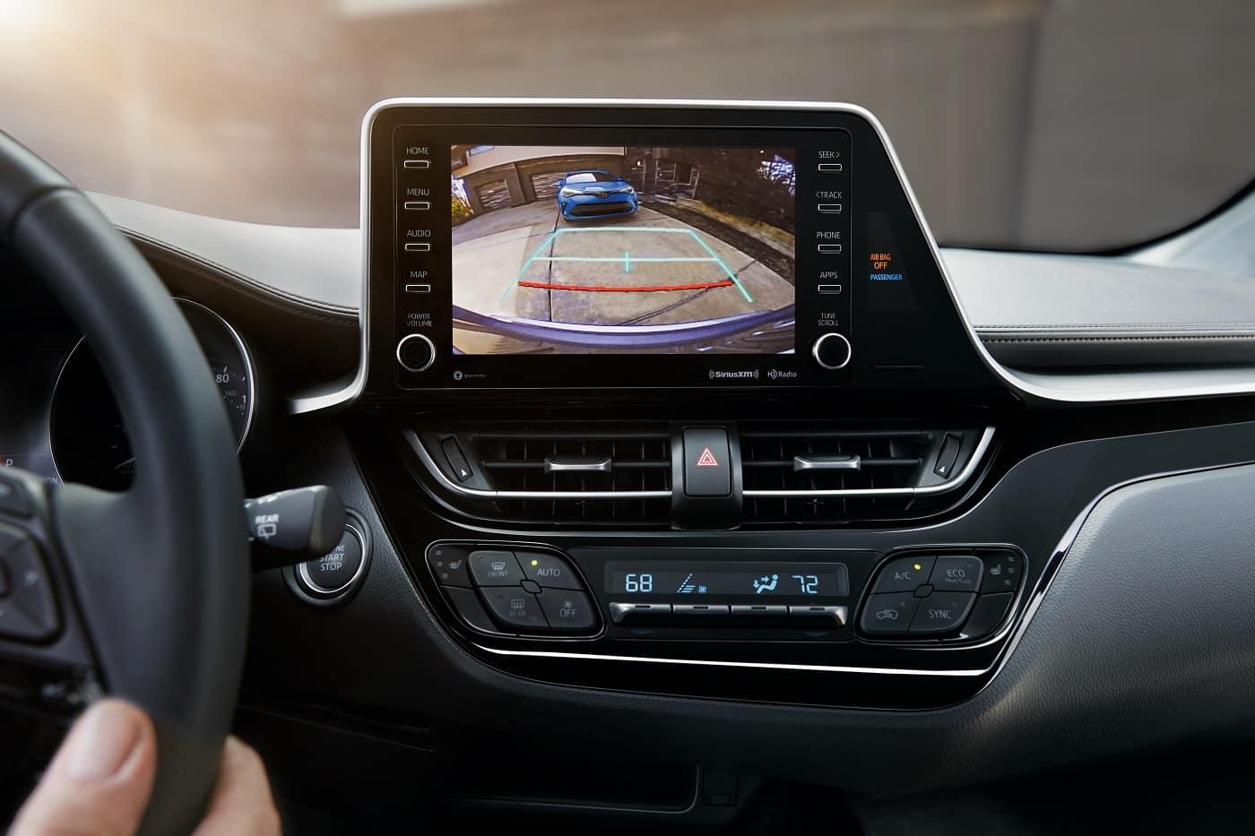 Toyota C-HR Safety
