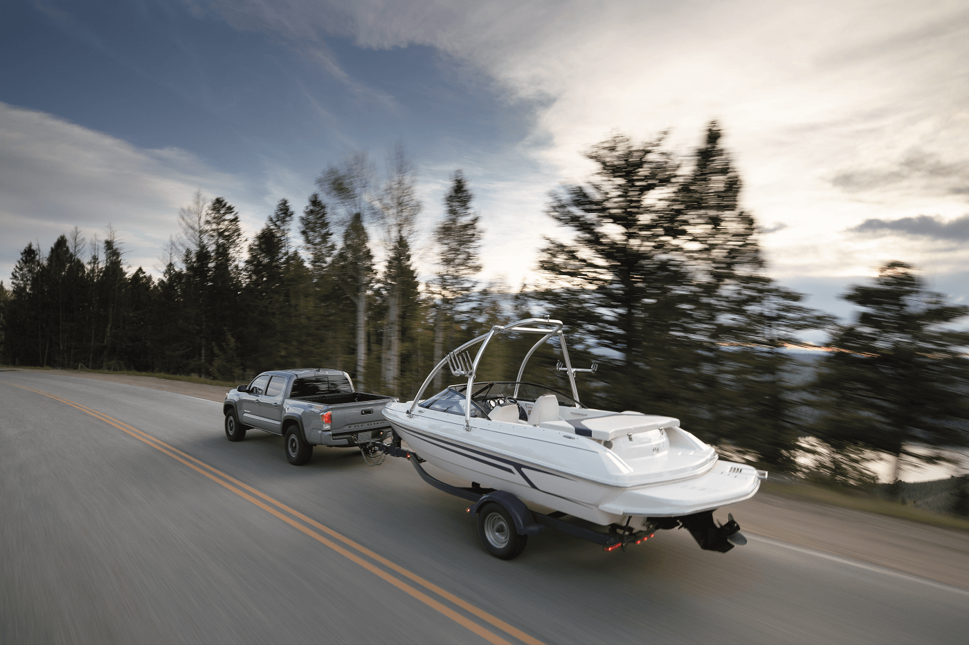 Toyota Tacoma Performance