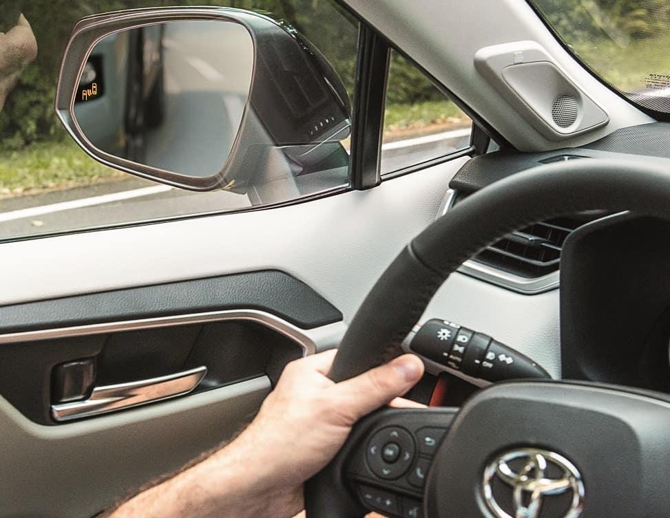 Toyota RAV4 Safety Technology