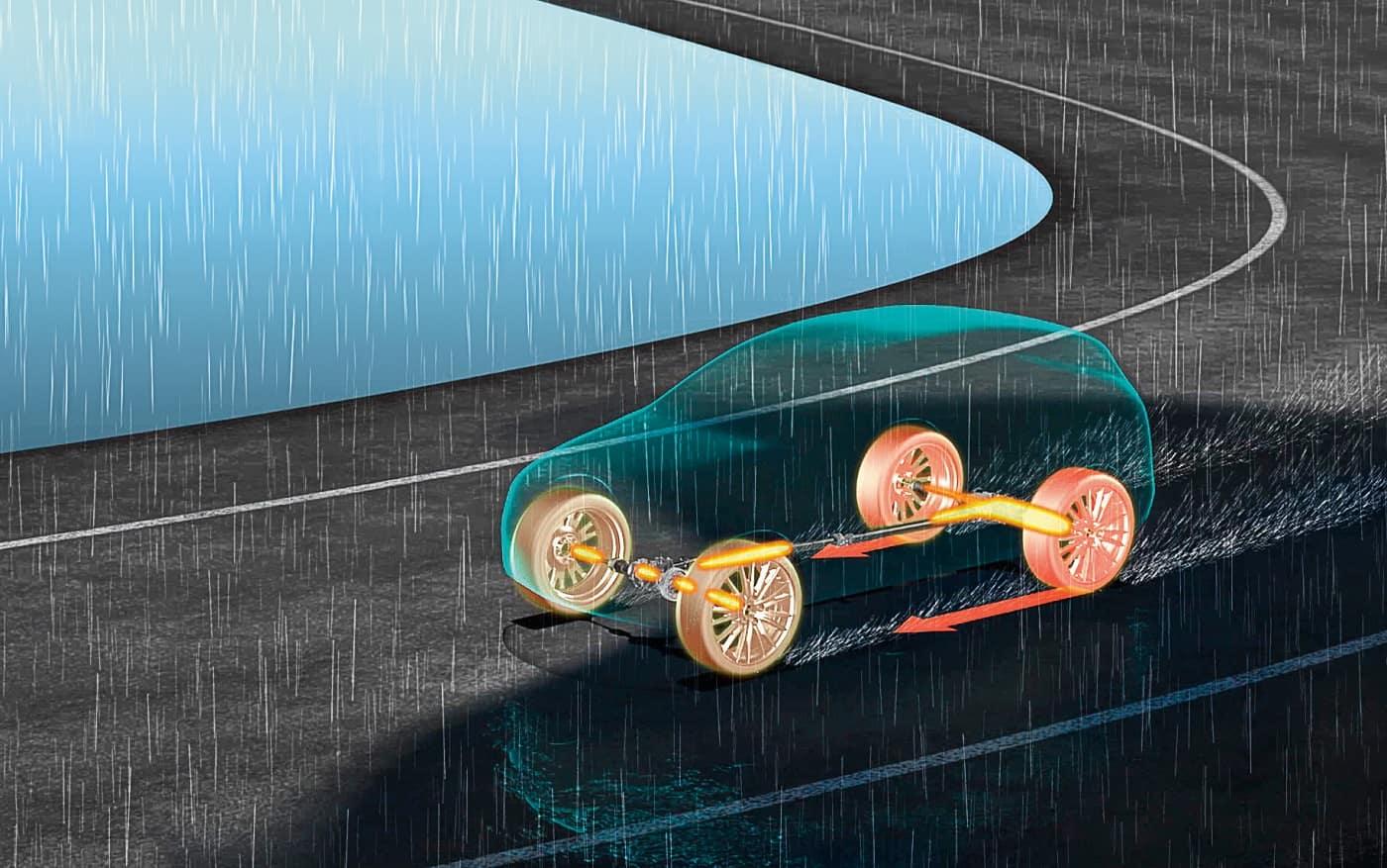 Toyota RAV4 Front-Wheel Drive