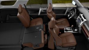 Toyota 4Runner vs Jeep Grand Cherokee