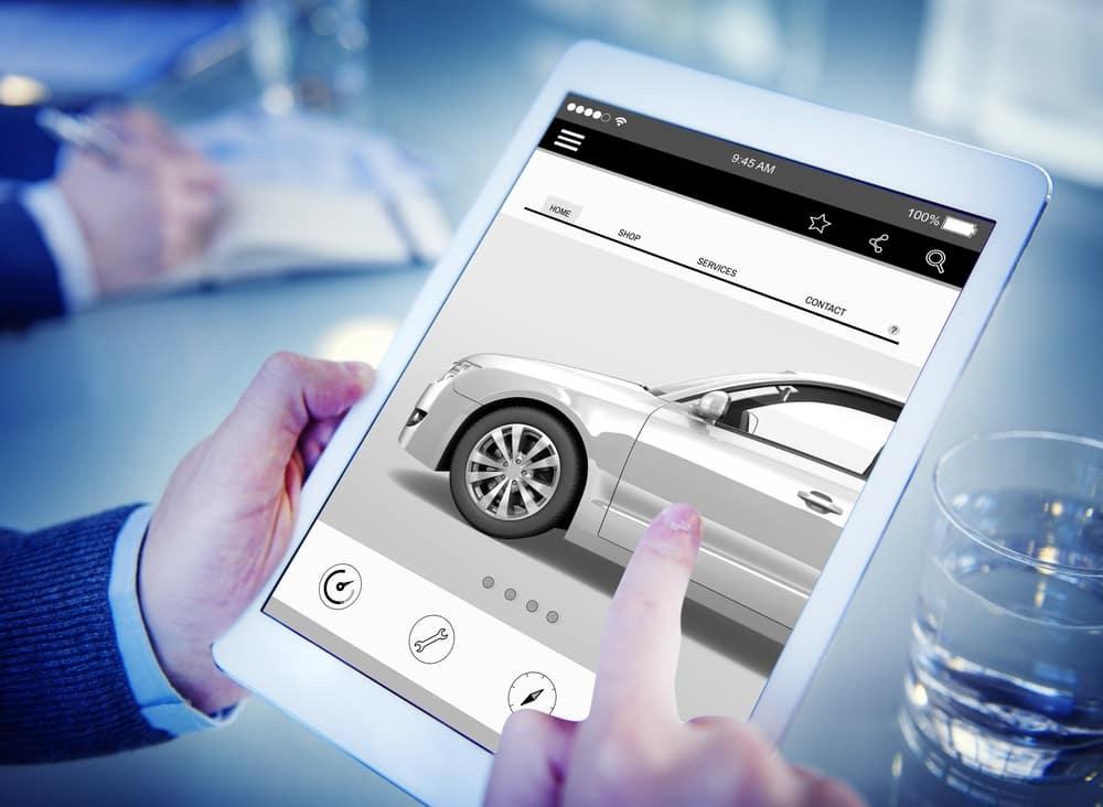 Online Car Inventory