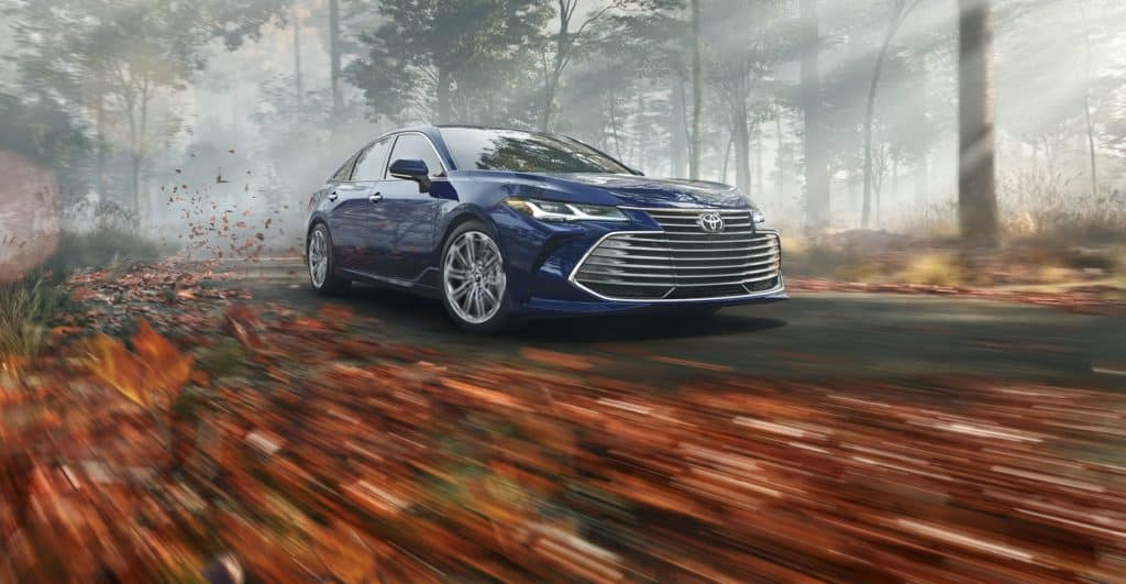 2021 Toyota Avalon at Toyota Dealer near North Andover MA