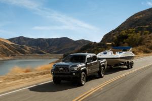 Toyota Tacoma Gas Mileage