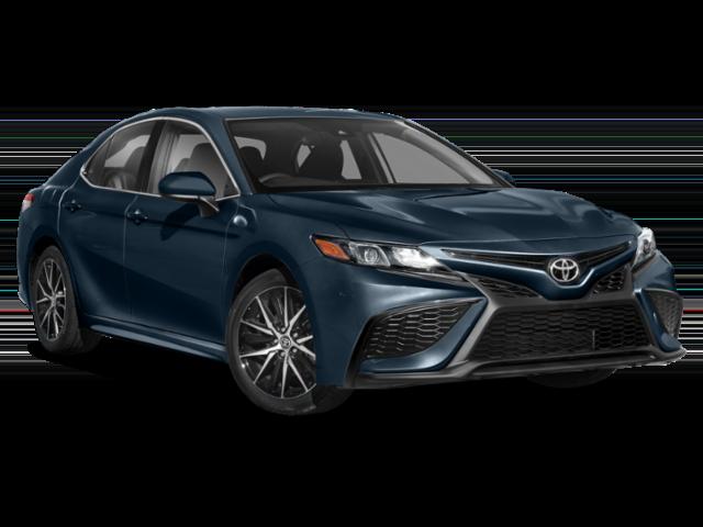New 2021 Toyota Camry LE Auto FWD Sedan
