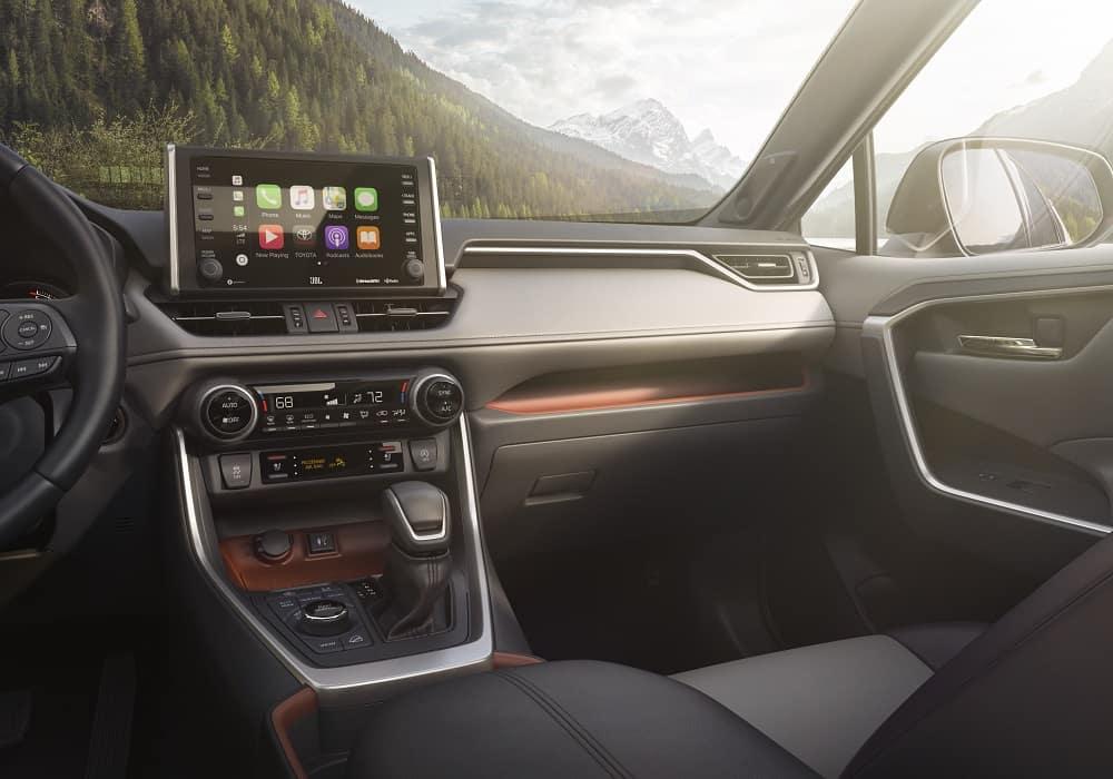 Toyota RAV4 Technology
