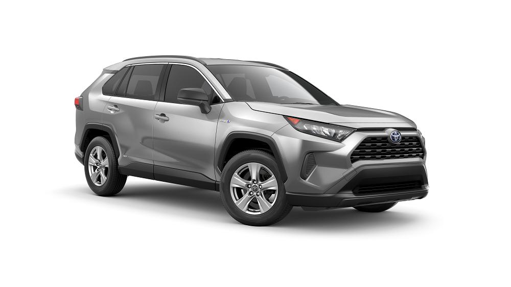 Toyota RAV4 Inventory