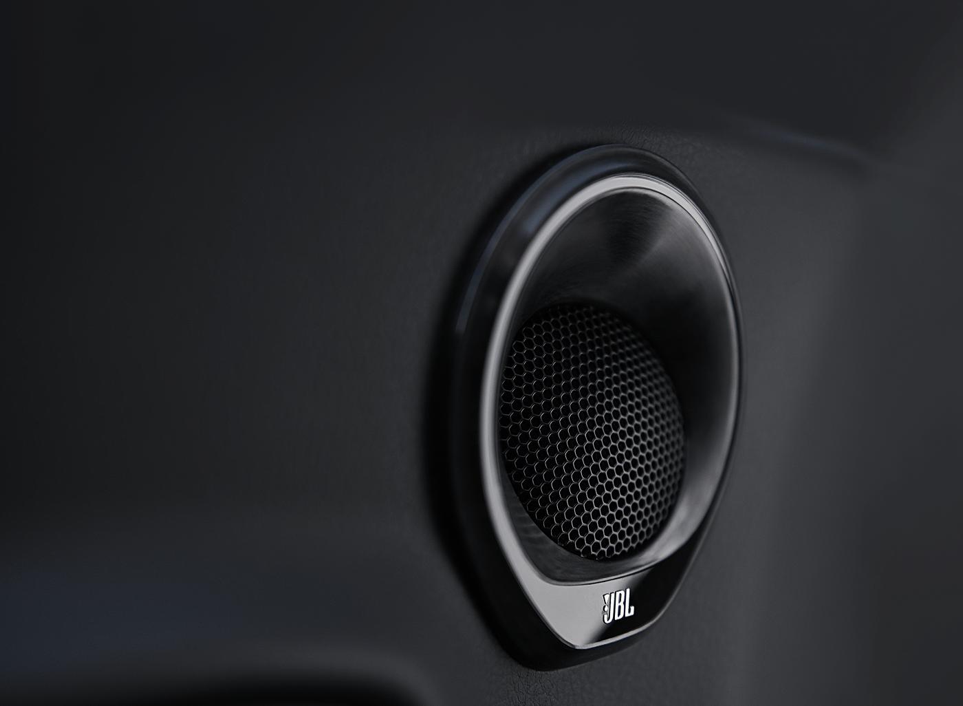 Toyota Supra Speakers