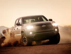 Toyota Tacoma vs Honda Ridgeline