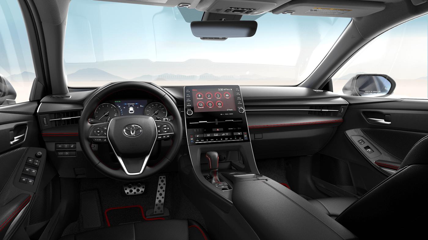 2020 Toyota Avalon Interior Technology
