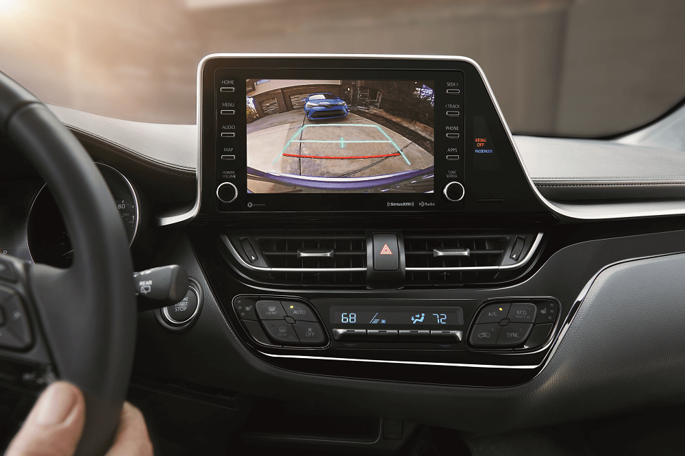2020 Toyota C-HR Safety Features