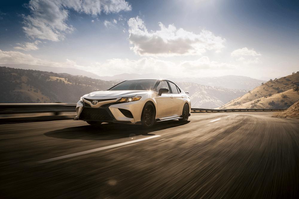 2020 Toyota Camry Performance Specs