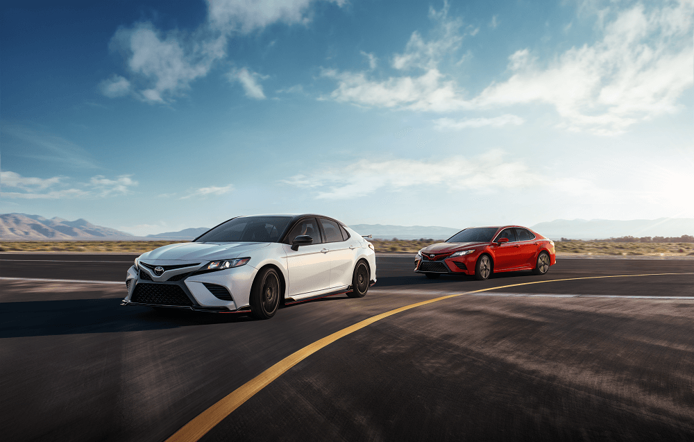 2020 Toyota Camry Safety Features