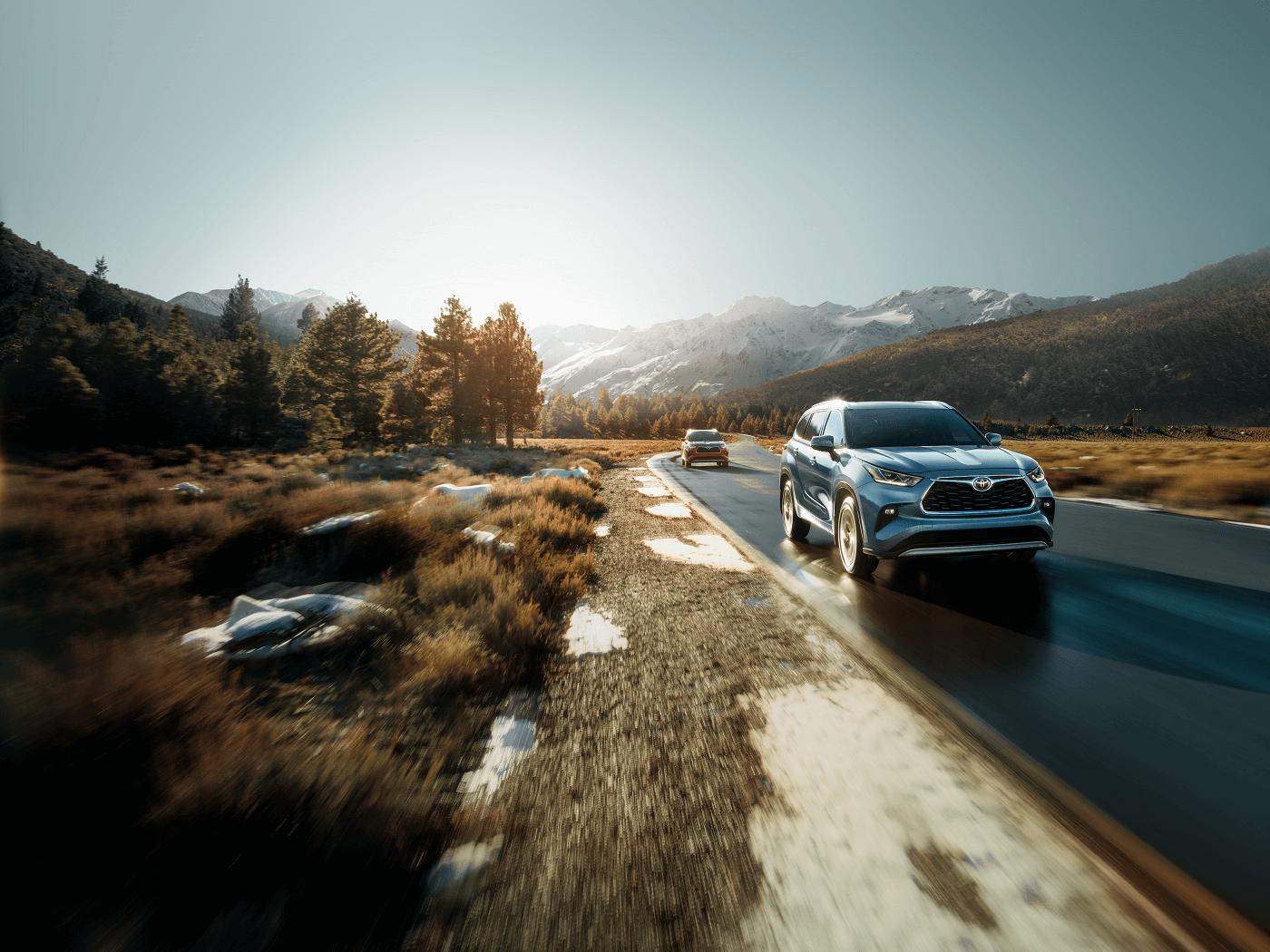 2020 Toyota Highlander Performance