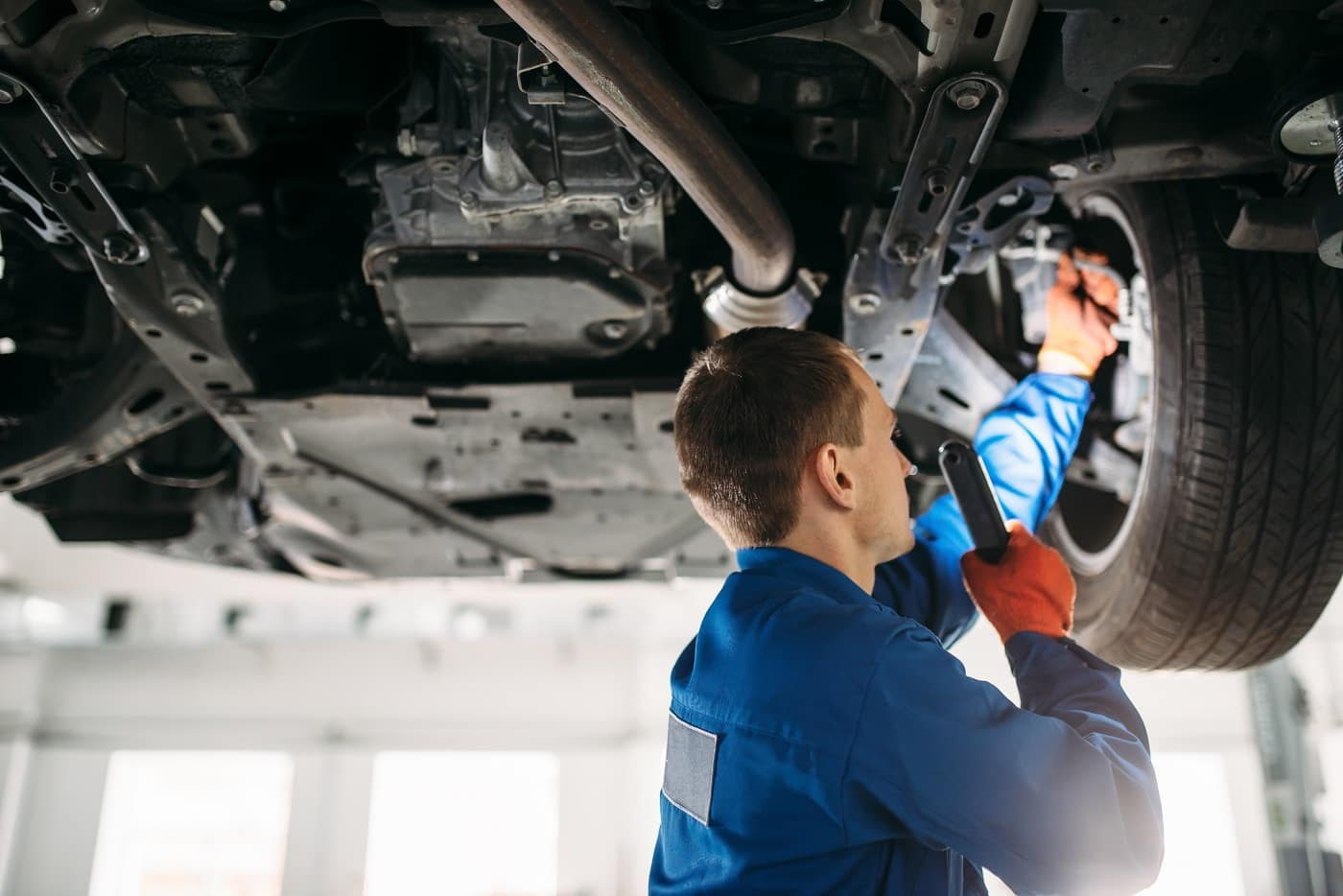 Toyota Service Inspection