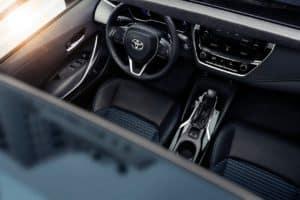 Toyota Camry vs Corolla