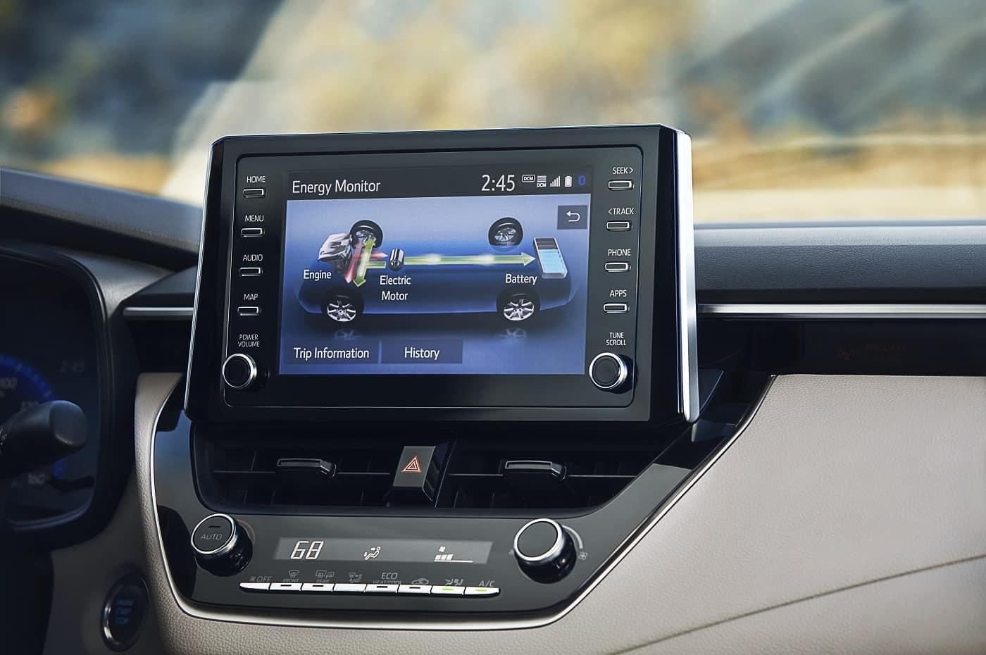 2021 Toyota Corolla Hybrid Tech