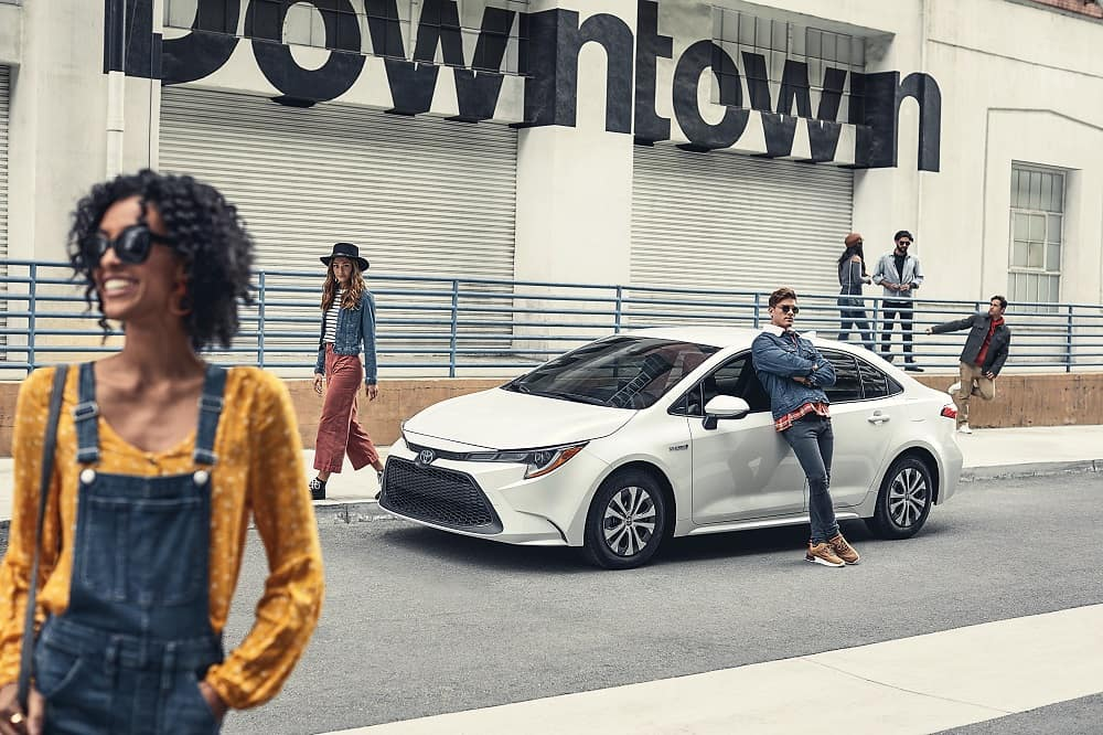 Toyota Corolla Hybrid Engine