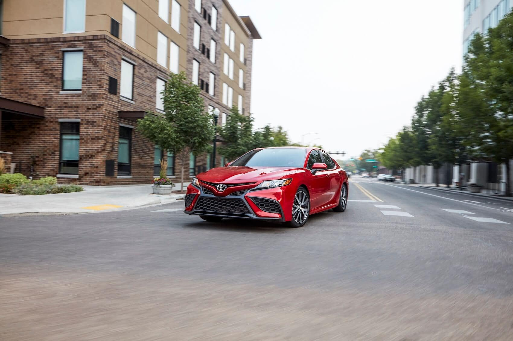 2021 Toyota Camry Manchester NH
