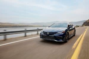 Toyota Model Comparisons