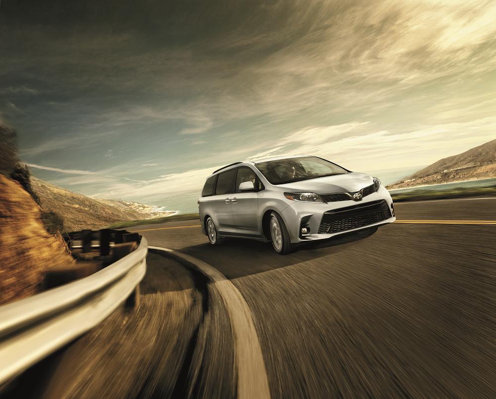 Toyota Sienna Performance