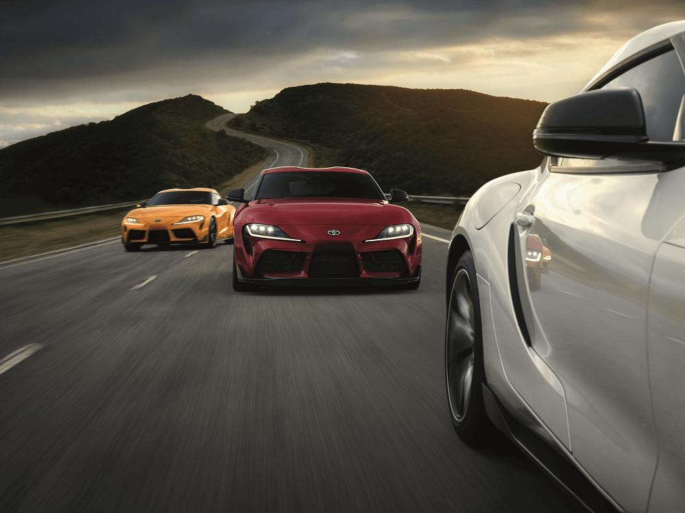 Toyota GR SUpra Performance