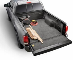 Toyota Tacoma Room for All Your Gear