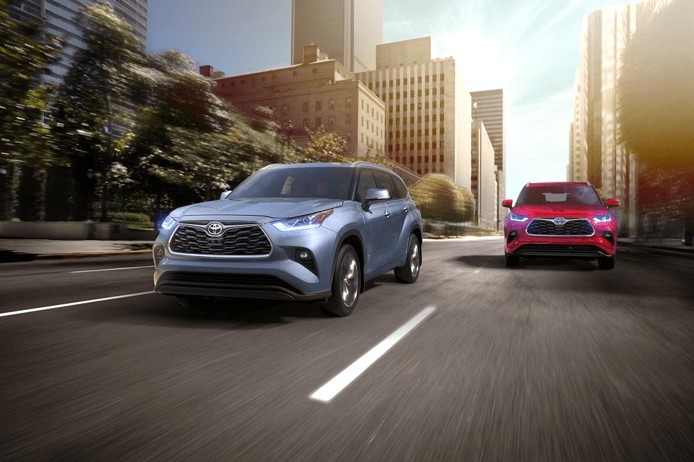 Toyota Highlander Performance