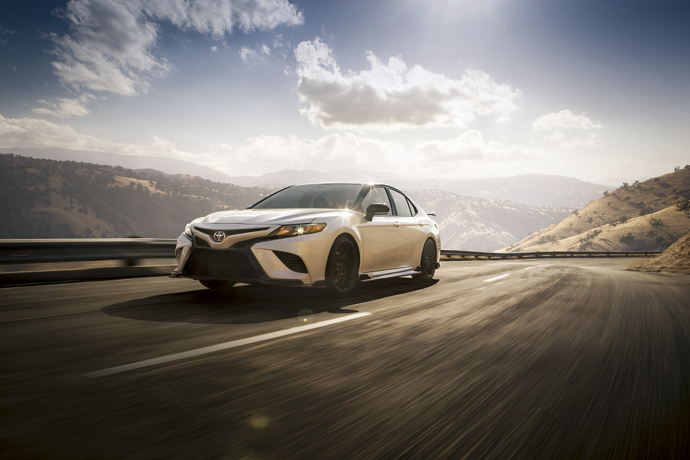Toyota Camry Performance