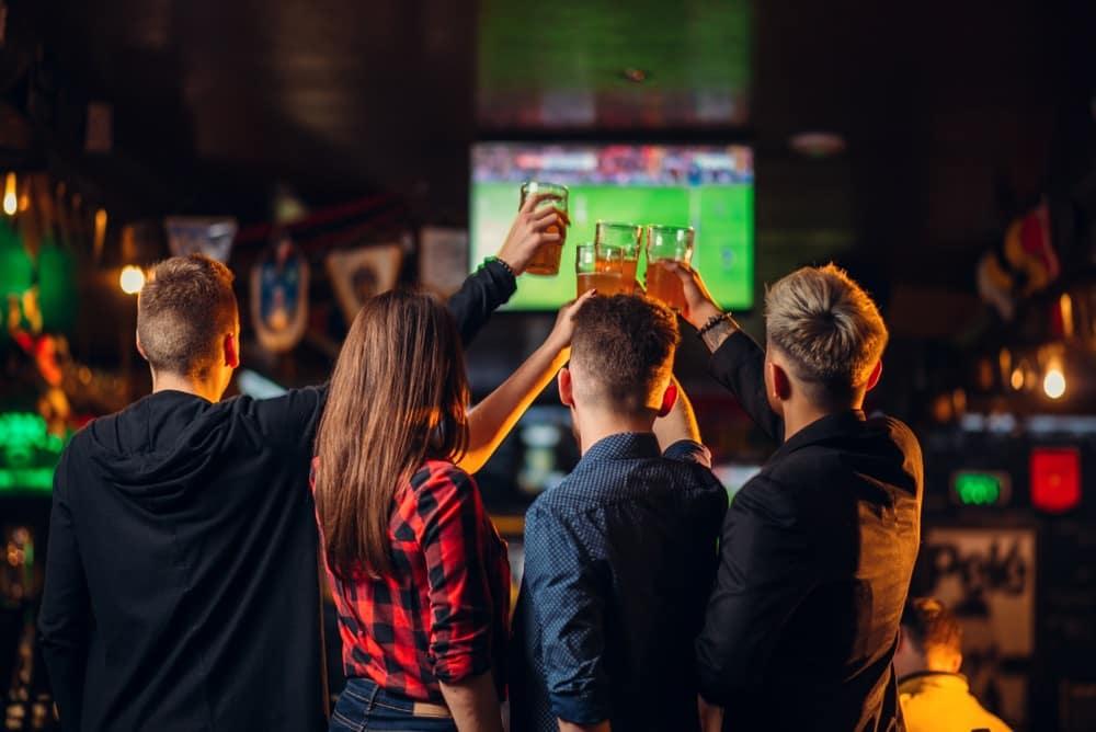 Sports Bar near Tewksbury MA
