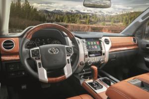 2020 Toyota Tundra vs Honda Ridgeline