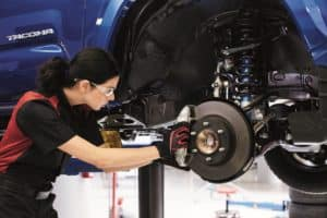 Servicing Your Vehicle near North Andover MA