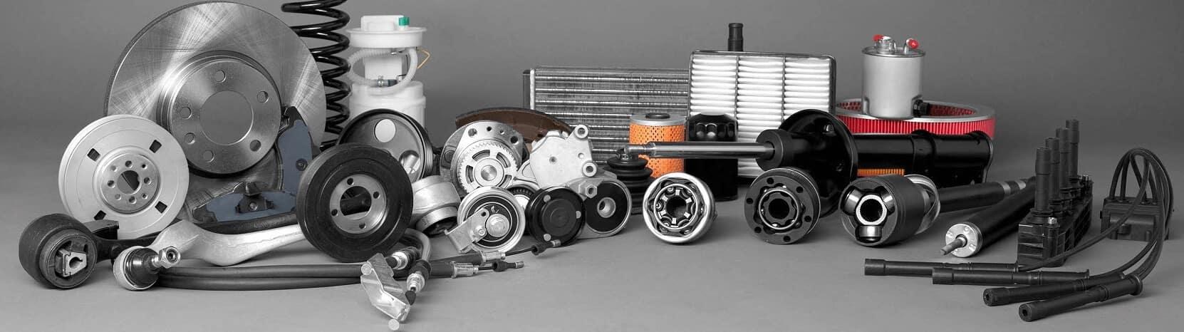 Car Parts at