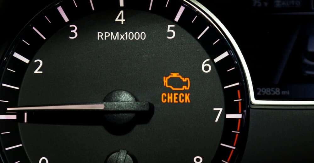 How To Reset Check Engine Light In A Toyota Ira Toyota Of Tewksbury Ma