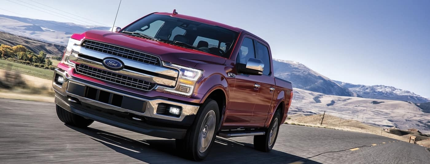 2020 Ford F-150 on Road