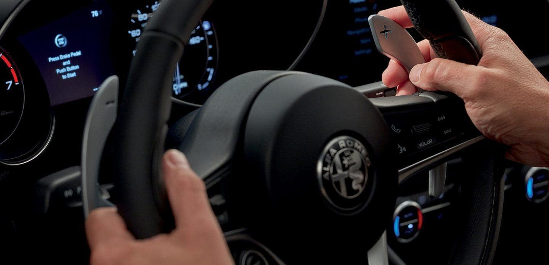 Alfa Romeo Giulia Technology