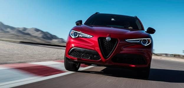 Alfa Romeo Stelvio Performance