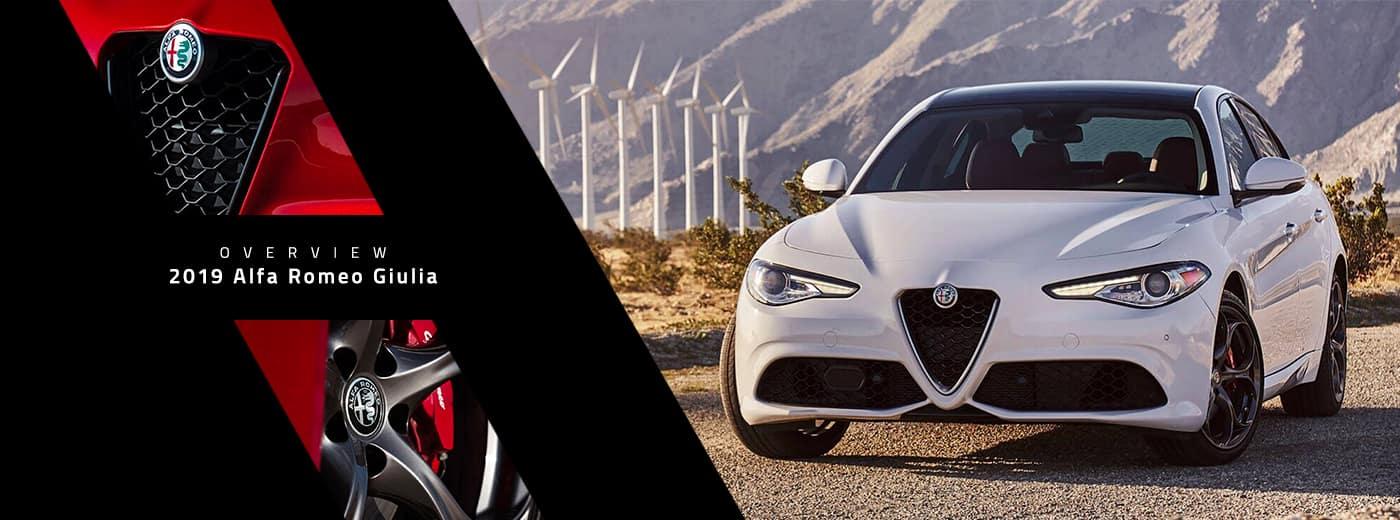 2019 Alfa Romeo Giulia Model Overview at Joe Rizza Alfa Romeo in Orland Park
