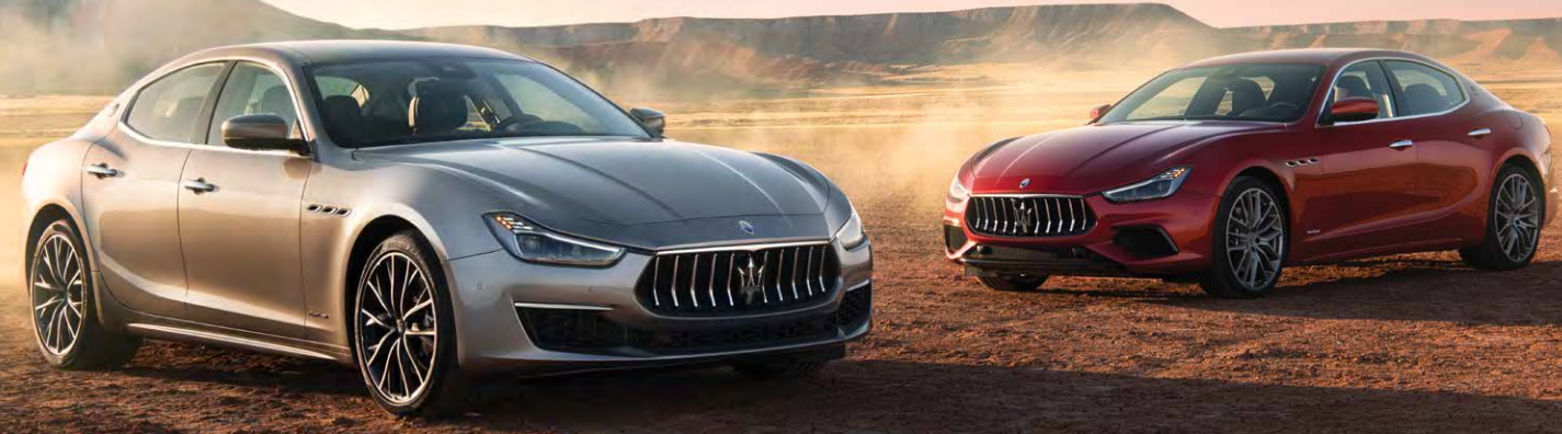 Maserati Ghibli GranSport/GranLusso