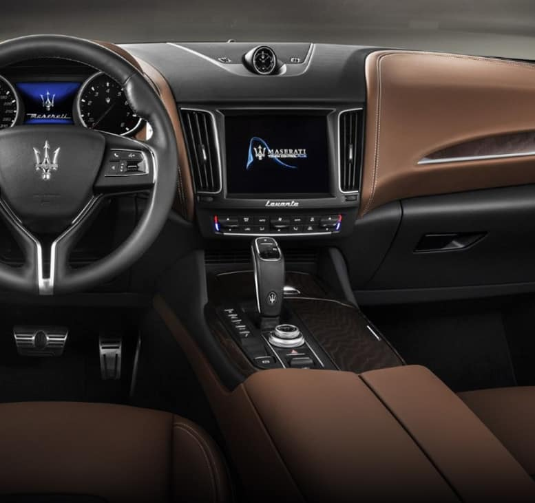 Maserati Levante Technology