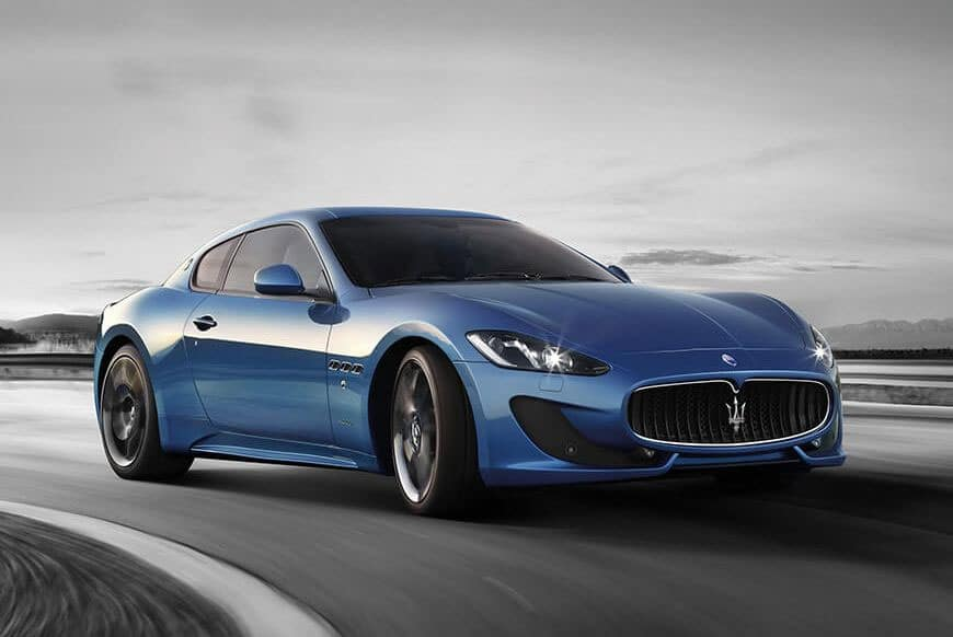 Maserati Certified Pre-Owned Eligibility