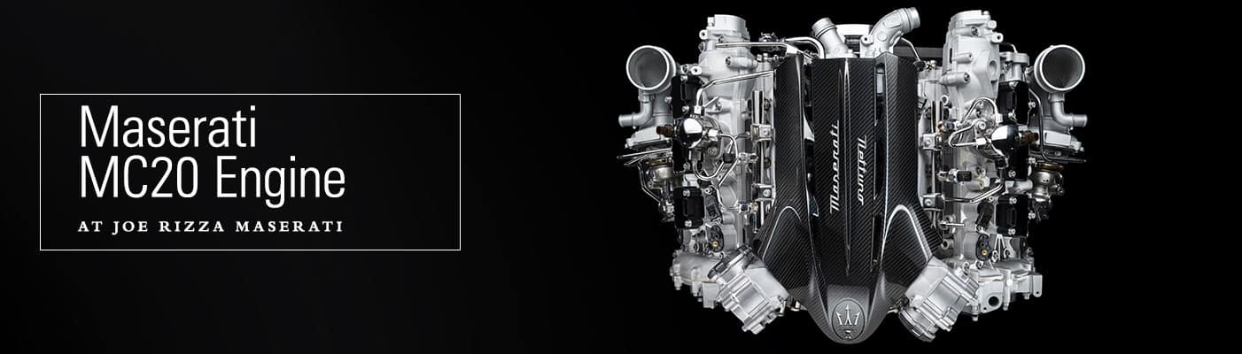Maserati Nettuno Engine Overview - Joe Rizza Maserati