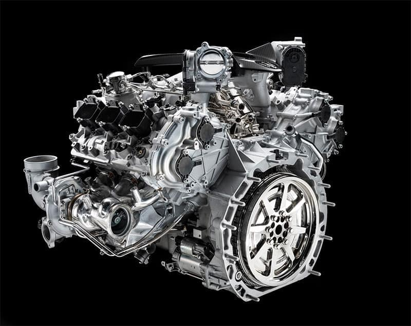 Maserati Nettuno Engine Profile