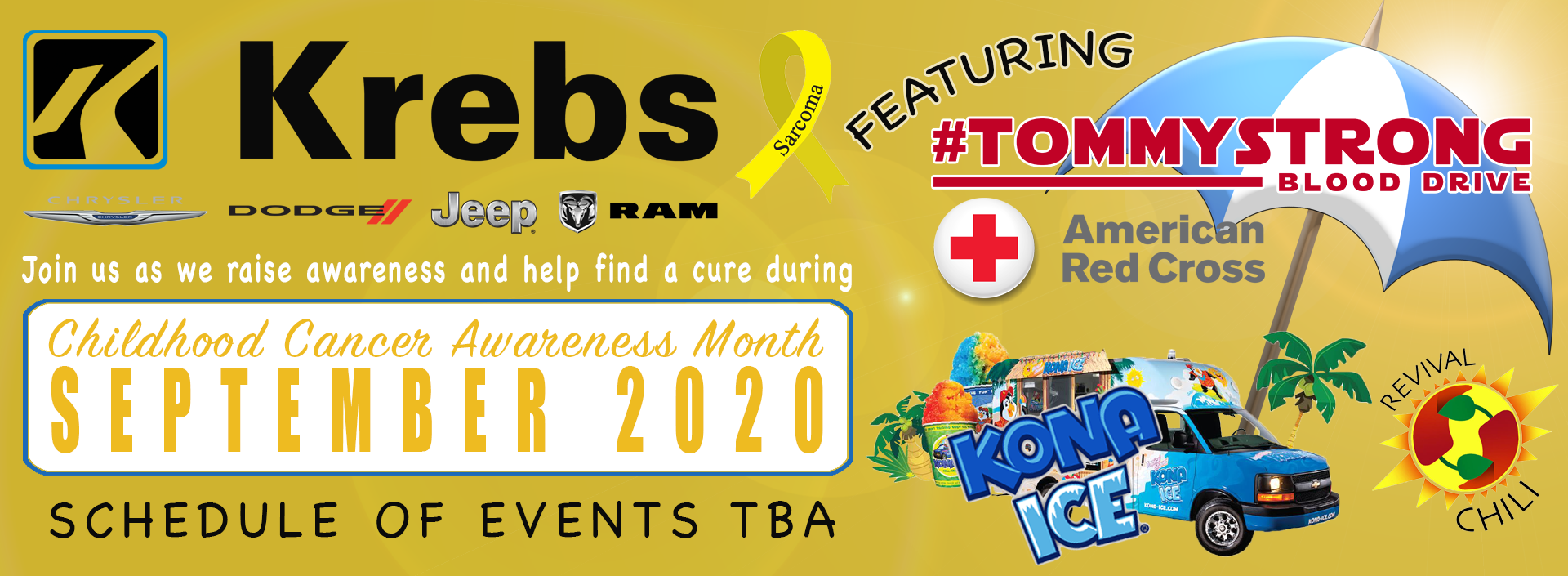 Childhood Cancer Awareness Month September 2020