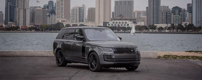 Land Rover & Range Rover Dealer Serving San Diego, CA