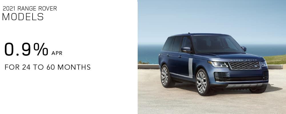 2021 Range Rover Models