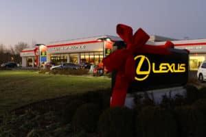 Lexus Route 10 Dealership Image banner